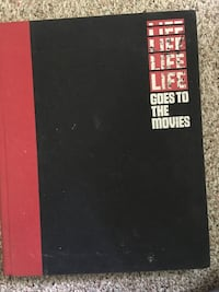 Life Goes to the Movies, Hardcover Book Hightstown, 08520