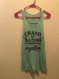 """""""Crash my Party"""" Tumble Root Tank Top Fort Myers, 33919"""