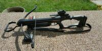 black and gray compound bow Owings, 20736