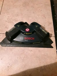 Bosch laser level square