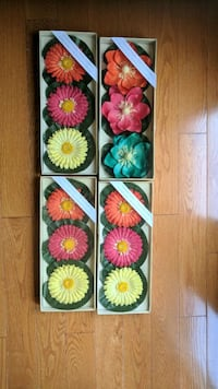 Floating flowers - unopened boxes! Brampton, L6T 3R5
