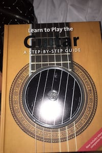 two books on guitar