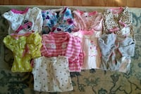 Girl 3 and 3-6 month clothing Chesapeake