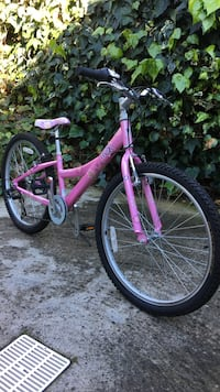 Pink Girls Bike San Carlos, 94070
