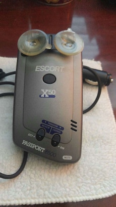Escort X 50 Radar Detector In Galveston Letgo