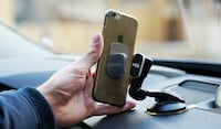 Onetto Easy Flex Magent Suction Cup Mount - магнит