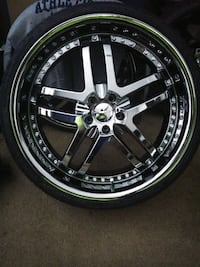 MILANNI Mercedes Benz Wheels