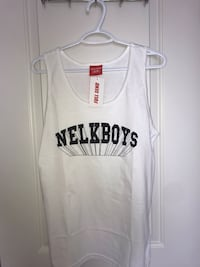 Nelk Boys tank top summer drop limited edition Vaughan, L4L 9H7