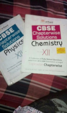 two CBSE textbooks