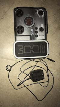 Guitar effects pedal 35 km