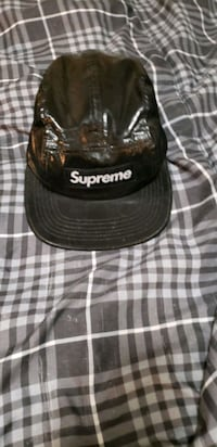 Supreme box logo hat