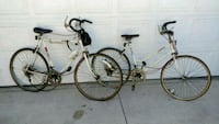 Set of 2 Huffy vintage 12-speed bicycles his and h Huntington Beach, 92646