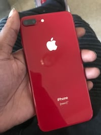 iPhone 8 Plus red AT&T Irvington, 07111