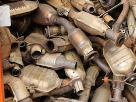 Cash for catalytic converters and dpf