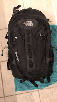 Northface Black and gray  backpack Burtonsville, 20866