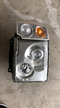 vehicle LED projector headlight Abbotsford, V4X