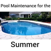 Pool Maintenance services Burke