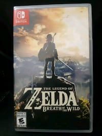 *sealed* zelda breathe of the wild  Toronto, M1G 1R9