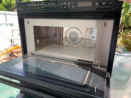 Dual Oven set. General Electric Profile