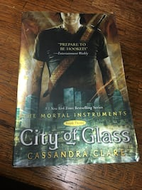 City of Glass book 3  San Dimas, 91773