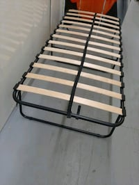 Single folding bed with form metrrsse