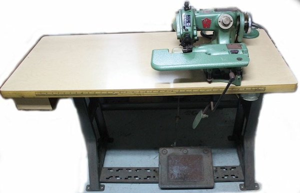 Used US Blind Stitch Machine Corporation 4040 Blind Stitch And Mesmerizing Blind Stitch Sewing Machine For Sale