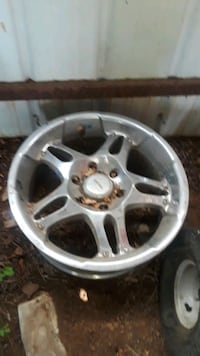 16 in wheels fits Dodge