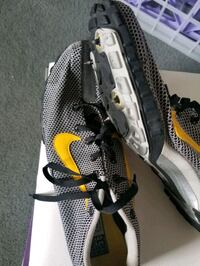 Nike track and field spikes Sioux Falls