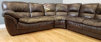 Leather Sectional Sofa Mississauga
