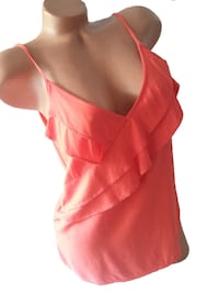 Ruffle Top sz 8 Burnaby