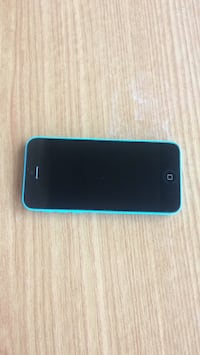 Iphone 5c nero con custodia blu Modena, 41125