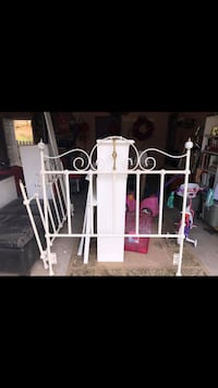 Full size headboard and footboard Lawrenceville, 30043