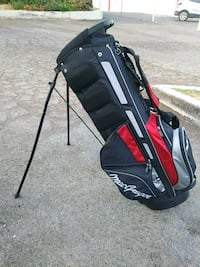 black and red golf bag San Diego, 92107