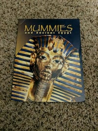 #1 mummies and ancient Egypt book Portage, 46368