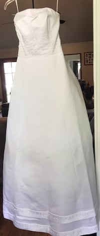 Wedding Dress (used) Lafayette, 70508