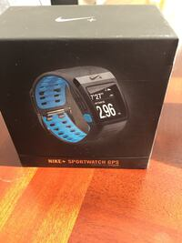 Nike tomtom gps sportwatch St. Catharines, L2R