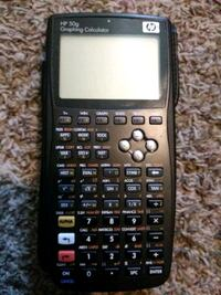 Hp 50G 2d/3d graphing calculator