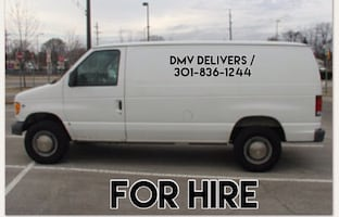 Local DMV area Delivery Service. Auto Parts, furniture, etc... Leave a message.