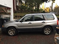 Subaru - Forester - 2005 North Vancouver, V7H