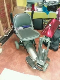 PRICE REDUCED!!! FOLD&GO SCOOTER  Catlett, 20119