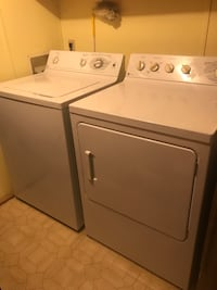 Washer and dryer set for sale Thurmont, 21788