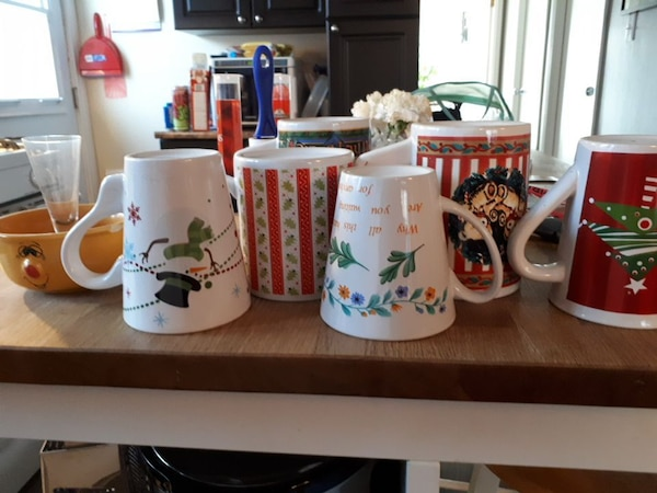 Miscellaneous mugs