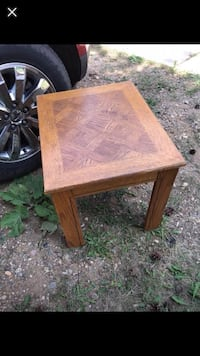 Small side table  Portage