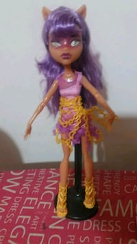 MONSTER HIGH CLAWDEEN Firuzağa Mahallesi, 34425