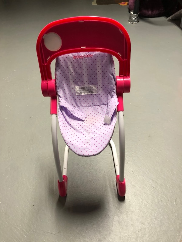 Used Bitty Baby Doll High Chair For Sale In Syracuse Letgo
