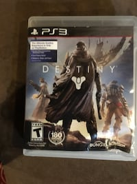Destiny Skyrim legendary edition and mw2 for ps3 Kitchener, N2M