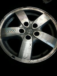 "Dodge carevan 16"" single rim  Toronto, M3J 2B9"