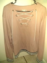 Long sleeve shirt size 1x perfect condition Melbourne, 32935
