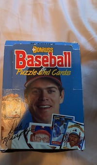 1990 baseball cards Forest Hill, 21050