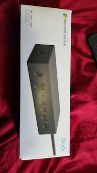 Black amazon fire tv stick box